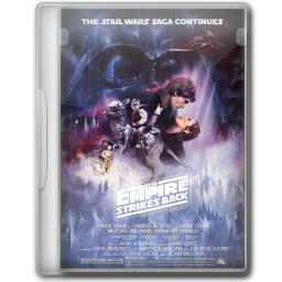 256x256px size png icon of Star Wars The Empire Strikes Back 2