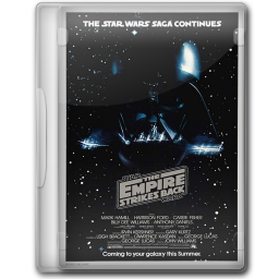 256x256px size png icon of Star Wars The Empire Strikes Back 3