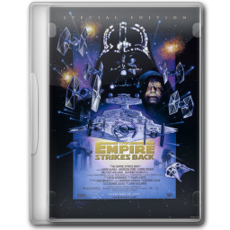 256x256px size png icon of Star Wars The Empire Strikes Back