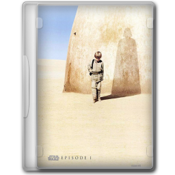 256x256px size png icon of Star Wars The Phantom Menace 2