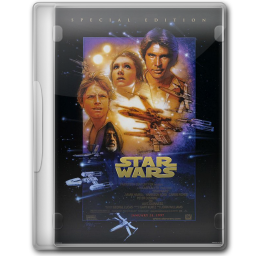 256x256px size png icon of Star Wars