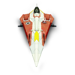 256x256px size png icon of JediStarFighter