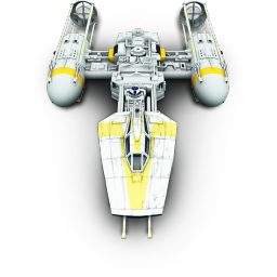 256x256px size png icon of YWing