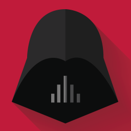 256x256px size png icon of Darth Vader