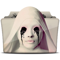 256x256px size png icon of American Horror Story