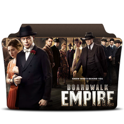 256x256px size png icon of Boardwalk Empire