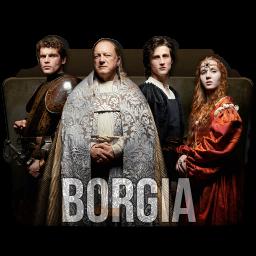 256x256px size png icon of Borgia