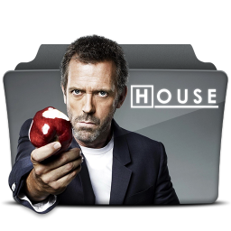 256x256px size png icon of Dr House