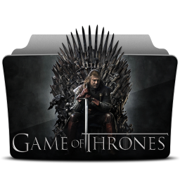 256x256px size png icon of Game of Thrones