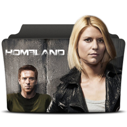 256x256px size png icon of Homeland
