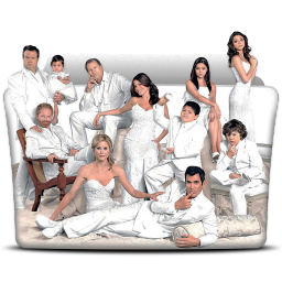 256x256px size png icon of Modern Family