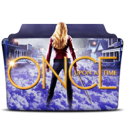 256x256px size png icon of One Upon a Time