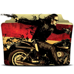 256x256px size png icon of Sons of Anarchy