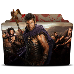256x256px size png icon of Spartacus