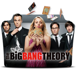 256x256px size png icon of The Big Bang Theory