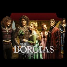 256x256px size png icon of The Borgias