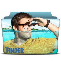 256x256px size png icon of The Finder