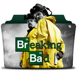 256x256px size png icon of Breaking Bad