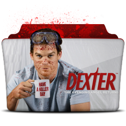 256x256px size png icon of Dexter