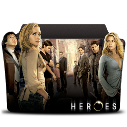 256x256px size png icon of Heroes