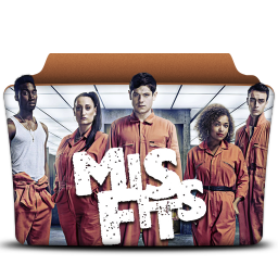 256x256px size png icon of Misfits