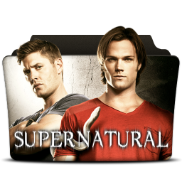 256x256px size png icon of Supernatural