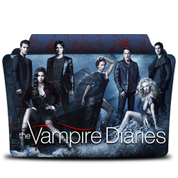 256x256px size png icon of The Vampire Diaries