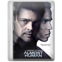 256x256px size png icon of Almost Human