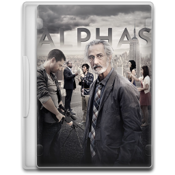 256x256px size png icon of Alphas 1