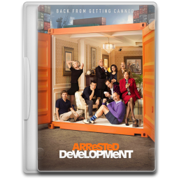 256x256px size png icon of Arrested Development 2