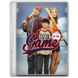 256x256px size png icon of Back in the Game