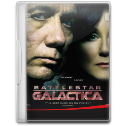 256x256px size png icon of Battlestar Galactica 3