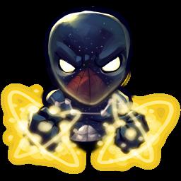 256x256px size png icon of Comics Captain Universe