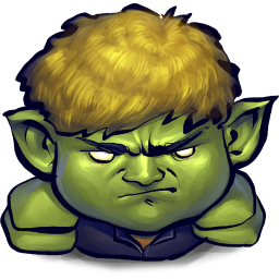 256x256px size png icon of Comics Hulkling