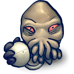 256x256px size png icon of TV Ood