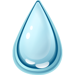256x256px size png icon of Dew