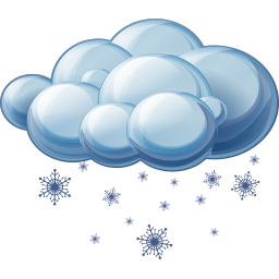 256x256px size png icon of Sleet