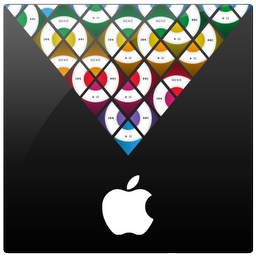 256x256px size png icon of Apple Store Louvre