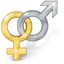 256x256px size png icon of Sex