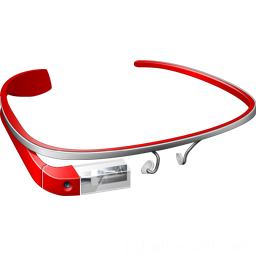 256x256px size png icon of Google Glass