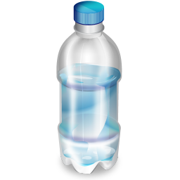256x256px size png icon of Agua