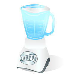 256x256px size png icon of Blender Mixer