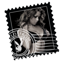 256x256px size png icon of Mail From Dollicia V1