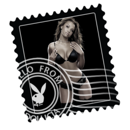 256x256px size png icon of Mail From Dollicia V3