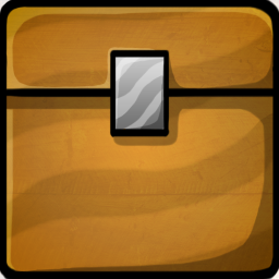 256x256px size png icon of Chest
