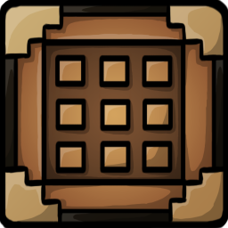 256x256px size png icon of Crafting Table