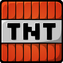 256x256px size png icon of Tnt