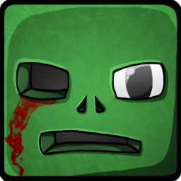 256x256px size png icon of Zombie