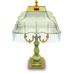 256x256px size png icon of Old Lamp