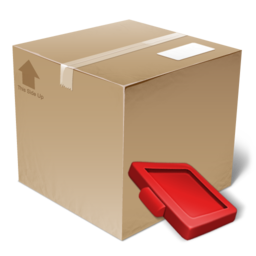 256x256px size png icon of PackageIcon   Candybar